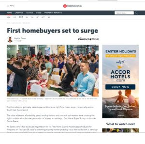 first home buyer buddy featured in realestate.com.au